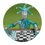 Raindropchess 3D Movie